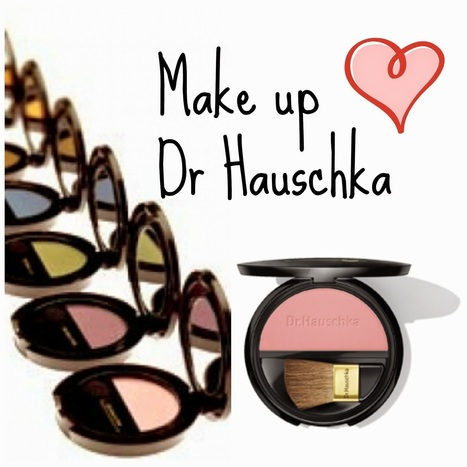 Dr Hauschka Spring Makeup: Chorus ~ Makeup Queen | Make Up Fantasy | Scoop.it