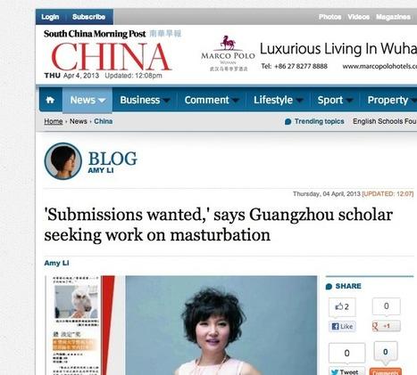Une sociologue chinoise sonde les réseaux sociaux sur la ... - Le Monde   Internet Utilitaires   Scoop.it