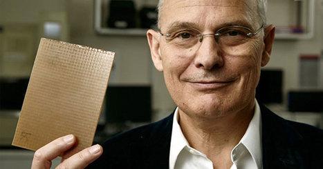 Ce Français a créé une matière recyclable à l'infini : un plastique révolutionnaire capable de reprendre sa forme | Faire Territoire | Scoop.it