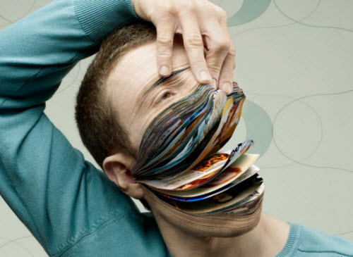 Face Is Art: 30 Surreal Faces To Inspire You