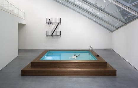 Elmgreen & Dragset:  exhibition « Biography » | Art Installations, Sculpture, Contemporary Art | Scoop.it