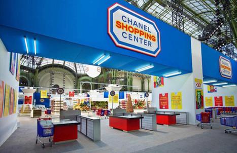 Chanel Shopping Center : le supermarché le plus chic de la Fashion Week se trouve au Grand Palais | Marketing, Digital, Communication & More | Scoop.it