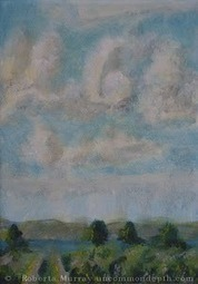 Fine Art Critiques - Google+ - River Road - Acrylic on Canvas I was in the studio this… | Fine Art at Google+ | Scoop.it
