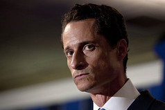 Weiner wouldn't be first politician to come back after sex scandal | The Middle Ground | Scoop.it