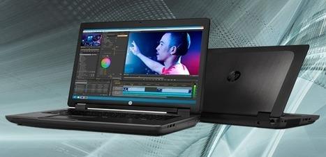 HP laptop has workstation power, gov-level security - GCN.com | Computer Networking Job | Scoop.it