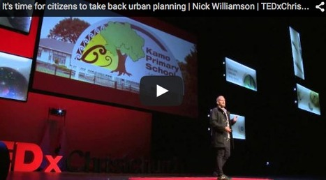 An example of participatory urban planning in Kamo, New Zealand | P2P Foundation | Peer2Politics | Scoop.it