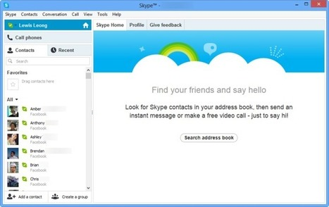 Skype 6.18.0.106 Free Download Latest version | t4tag.com | Scoop.it