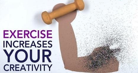 Vidéo: 11 faits étonnants sur la créativité ! | creativity | Scoop.it