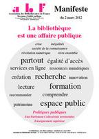 La bIbliotheque est une affaire publique | Outils et  innovations pour mieux trouver, gérer et diffuser l'information | Scoop.it