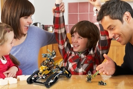 Netflix For LEGO Lets Kids Rent Toy Sets - PSFK | Innovation Radar | Scoop.it
