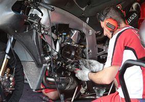 Ducati starts work on 2015 Desmosedici | Ductalk Ducati News | Scoop.it