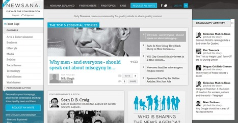 New Community Curation Platform For Quality Min... | Social Media Spoon | Scoop.it