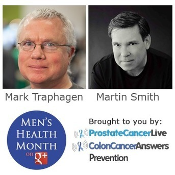 A Wonderful Men's Health Month Hangout Friday LIVE With Mark Traphagen and Marty Smith | Startup Revolution | Scoop.it