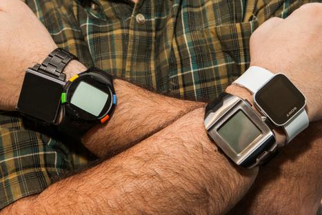 Google is getting a smartwatch now too? | Wearable Technologies | Scoop.it