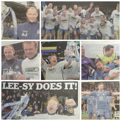 Ramsdens Cup Final 2012/13 | Articles I Find Interesting | Scoop.it
