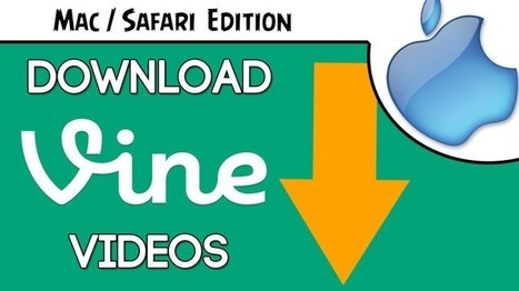 How to Download Vine Videos on iPhone and iPad [Easy Method] | SEO | Scoop.it