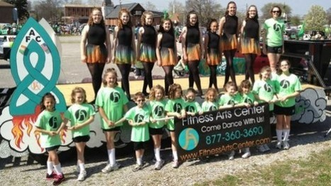Dance + Irish Luck = Good Business | Rocket City Mom: Making Parenting in Huntsville Easier | Diverse Eireann- Sports culture and travel | Scoop.it