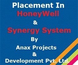 Anax Provide Complete Industrial Automation Training With 100% Placement Guarantee. | Anax Projects | Scoop.it