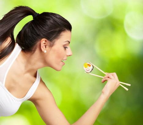 Protein in Sushi - ChaCha | sport chiropractic benefits | Scoop.it