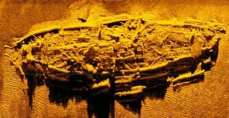 Significant Civil War-Era Shipwreck Discovered Off N.C. Coast | ScubaObsessed | Scoop.it
