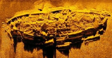 Significant Civil War-Era Shipwreck Discovered Off N.C. Coast | ScubaObsessed | Scoop.it