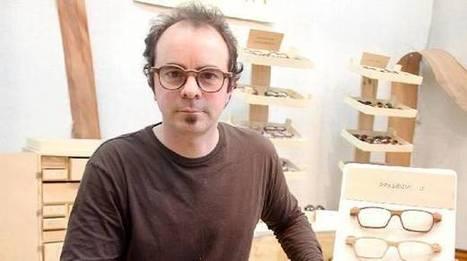 El artesano crea gafas de autor y de diseño, dirigidas a un público exigente | Salud Visual (Profesional) 2.0 | Scoop.it