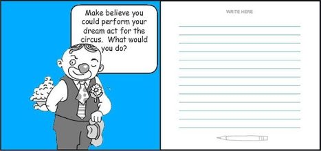 Make Beliefs to Spark Your Writing | Writing Activities for Kids | Scoop.it