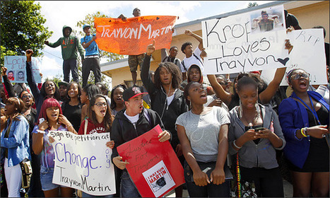 Talk With Your Students About Trayvon Martin | Edumathingy | Scoop.it
