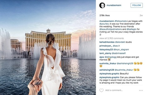 Data and Diversity Drive Success of Bellagio's Influencer Campaign | Tourism Social Media | Scoop.it