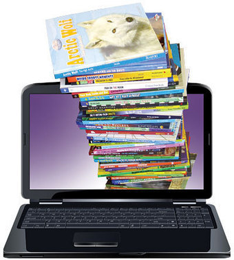 Pick Me! Pick Me!: It's not easy to choose a series nonfiction ebook platform   eBooks and School Libraries   Scoop.it