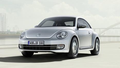 Salon Shanghai 2013 : Volkswagen iBeetle   Marketing et Automobile   Scoop.it