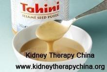 Can I Eat Tahini As A Stage 3 Kidney Patient   Kidney Disease   Scoop.it