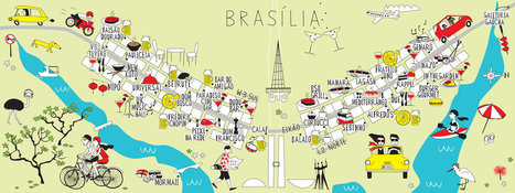 They Draw & Travel | Cartography | Scoop.it