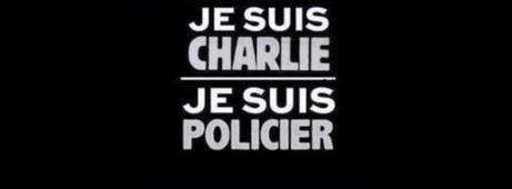 Vive la France !  #JeSuisUnPolicier #JeSuisCharlie | Veille Pub Actu & Buzz | Scoop.it
