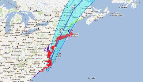 Irene forecast | Epic pics | Scoop.it