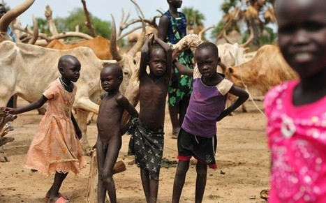 South Sudan: writing up the world's newest country - Telegraph | Academic Writing: Student Resources | Scoop.it