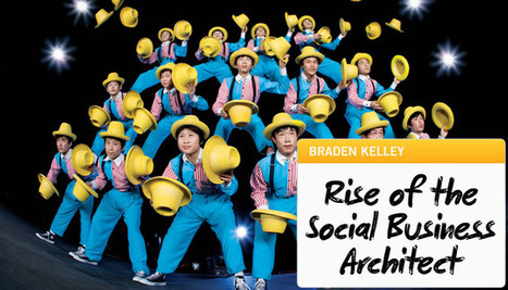 Innovation Excellence | Rise of the Social Business Architect | O_Berard | Scoop.it
