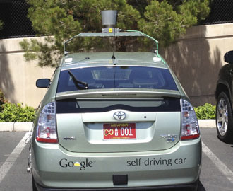 Google's Self-Driving Cars: 300,000 Miles Logged, Not a Single Accident Under Computer Control | Future ot Internet | Scoop.it