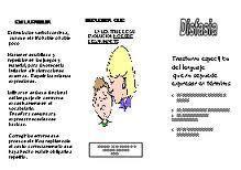 Disfasia | Las TIC en Ciencias de la Salud | Scoop.it