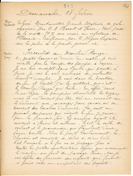 Les coulisses des Archives de Paris | Un site utilisant Réseau Blogs de Paris | CGMA Généalogie | Scoop.it