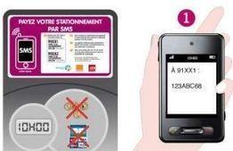 AFMM : le stationnement par SMS désormais ouvert à toutes les villes | Geeks | Scoop.it