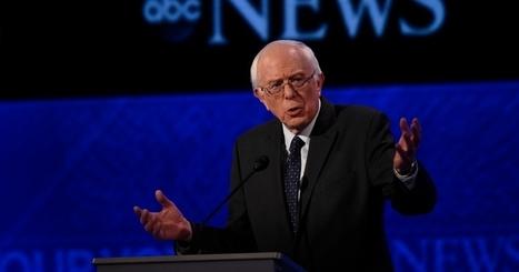 Sanders to Trump: Let's Debate in 'Biggest Stadium Possible'   Global politics   Scoop.it