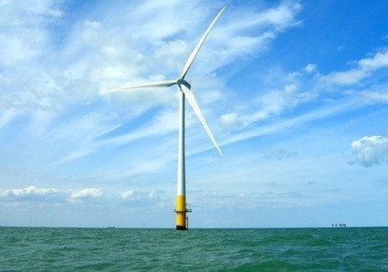 Offshore Wind Bill Renews Commitment to Clean Energy | EcoWatch | Scoop.it