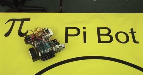 Pi-Bot is an educational robot platform built around the Arduino - TweakTown   Raspberry Pi   Scoop.it