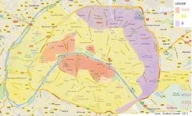 Immobilier ancien en Ile-de-France : passage d'un marché de vendeur à un marché d'acquéreur | Marché Immobilier | Scoop.it