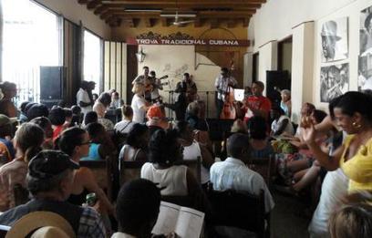 Ratifica festival internacional buena salud de la trova   santiago en mi   Scoop.it