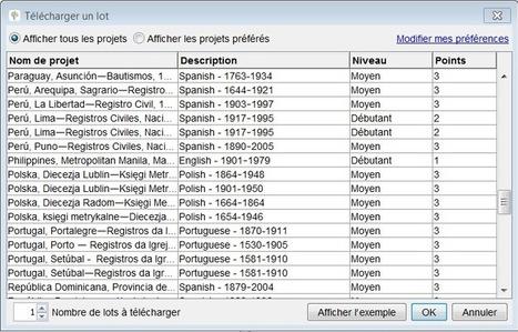Suis-je vraiment un indexeur débutant?   Histoire Familiale   Scoop.it