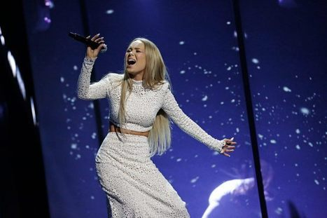 Eurovision 2016: Review: Norway: Agnete: Icebreaker | The Eurovision Song Contest | Scoop.it