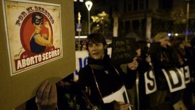 Spain mulls tougher abortion law | AS Ethics (G572) | Scoop.it
