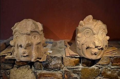Encuentran en Perú dos cabezas de piedra de más de 2.000 años de antigüedad   Arqueología, Historia Antigua y Medieval - Archeology, Ancient and Medieval History byTerrae Antiqvae (Blogs)   Scoop.it
